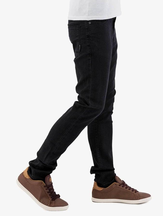 Original Kauf Steckdose online Großhandelsverkauf Reell Jeans Radar Stretch Super Slim Fit Jeans Black