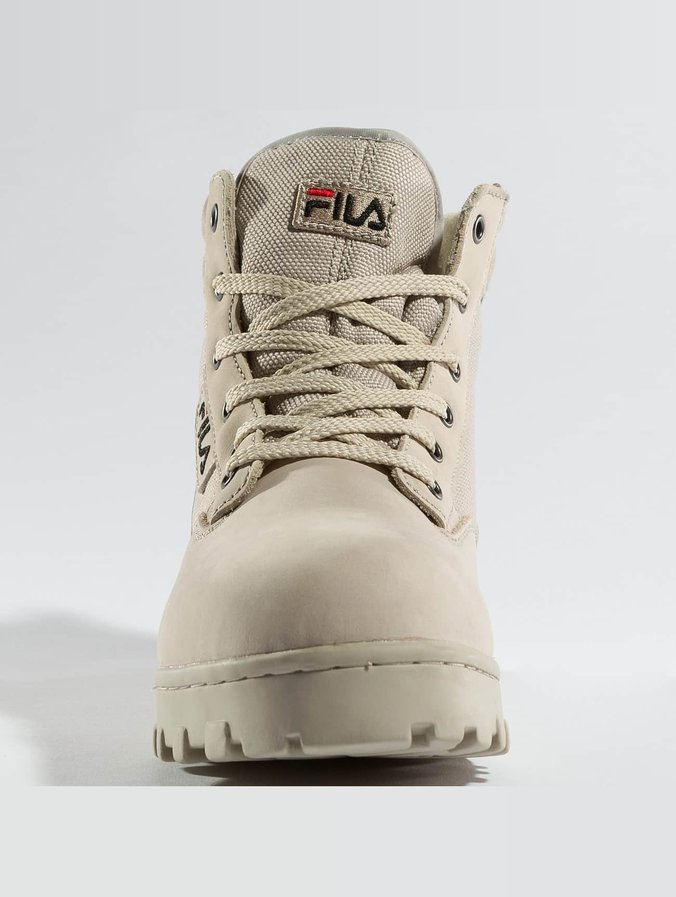 FILA Heritage Grunge Mid Boots Feather Grey