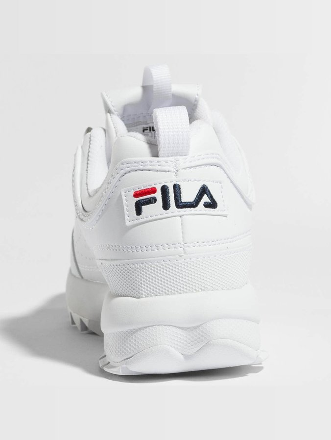 FILA Heritage Disruptor Low Sneakers White