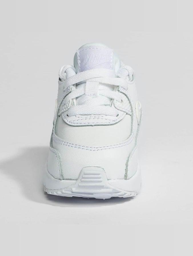 3729f5bd62e9 Nike | Air Max 90 Leather Toddler blanc Enfant Baskets 382002
