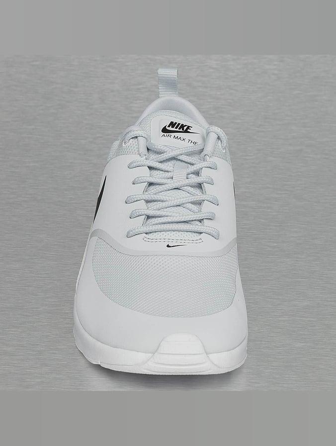 Nike W Nike Air Max Thea Txt WhiteWhite Sneakers Grå
