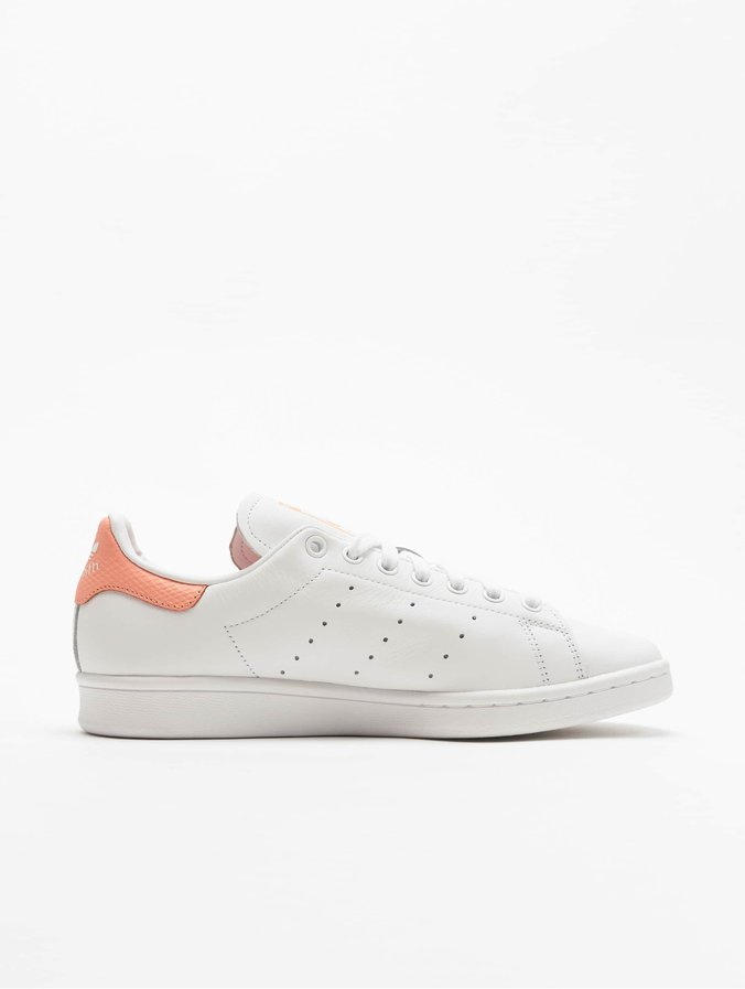 adidas stan smith orange femme