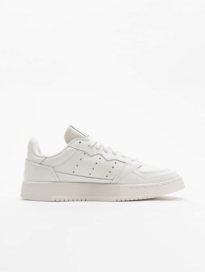 Adidas Originals Supercourt Sneakers WhiteWhiteCore Black
