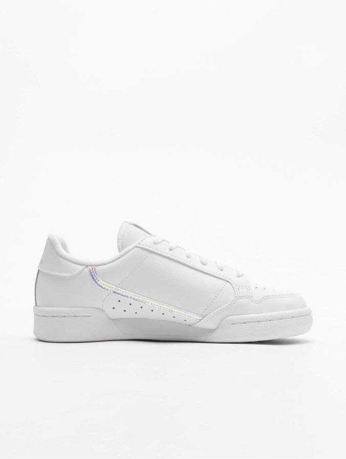 Adidas Originals Continental 80 J Sneakers WhiteWhiteCore Black