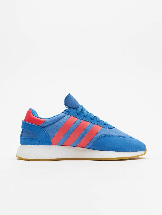 reasonable price hot product lower price with adidas Originals I-5923 Sneakers True Blue/Shock Red/Gum 3