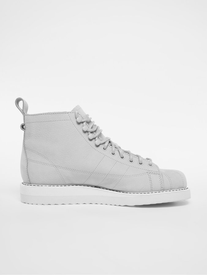 faaa5718d957ab adidas originals | Superstar Boot W gris Femme Baskets 499201