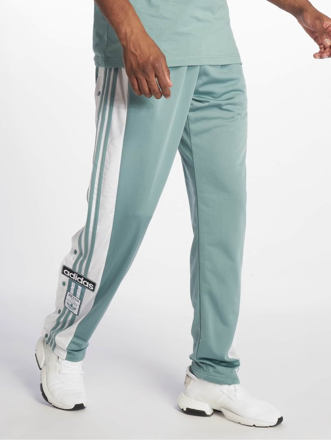 adidas Originals Snap Sweat Pants Vapour Steel