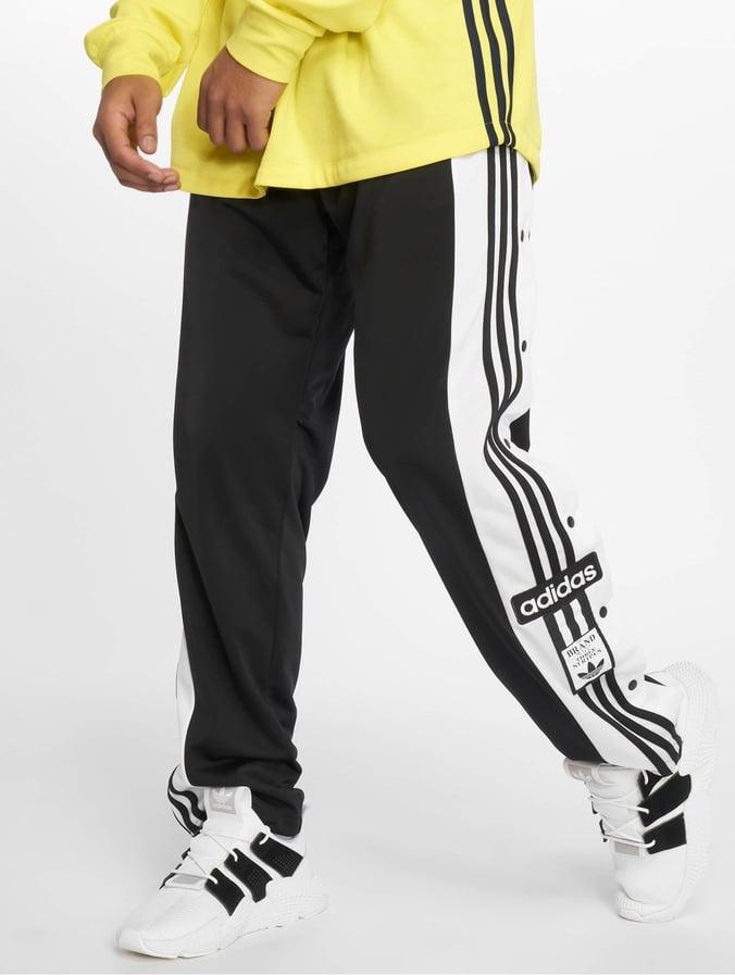 Adidas Original Topp Tio Barns Svart Svart Svart