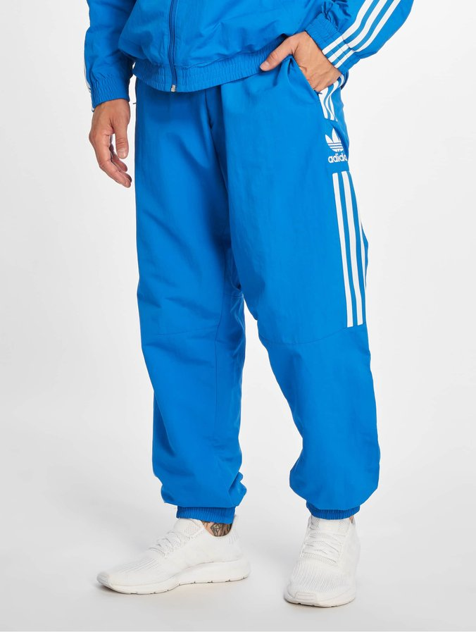 elegant shoes online for sale where to buy Adidas Originals Woven Track Pants Bluebird