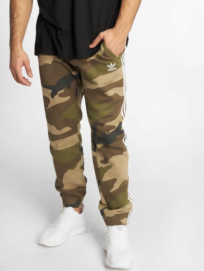 adidas originals Camo Fleece Pants Multicolor