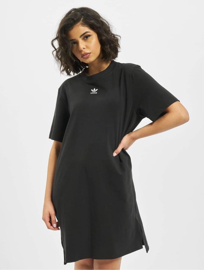 Adidas Trefoil Dress BlackWhite