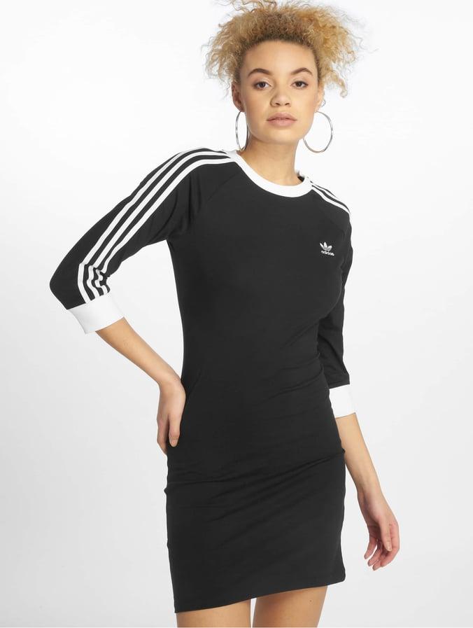 adidas Damen Tee Dress Shirt Kleid