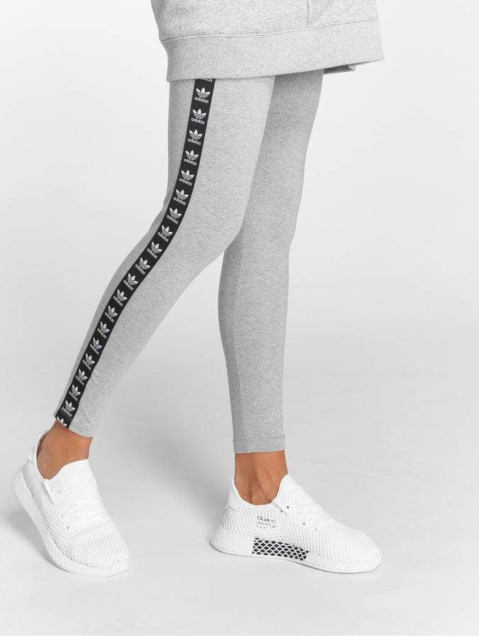 adidas originals Originals Trefoil Tight Leggings Medium Grey Heather