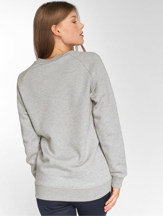 adidas originals Oversized Sweat Sweatshirt Medium Grey Heather