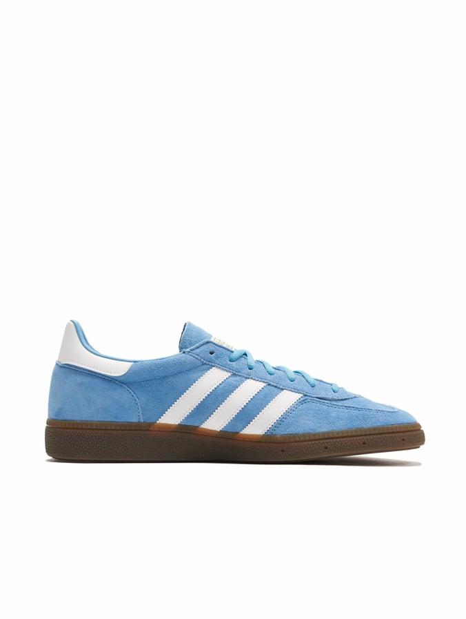 d99682c49b adidas originals Herren Sneaker Handball Spezial in blau 616922