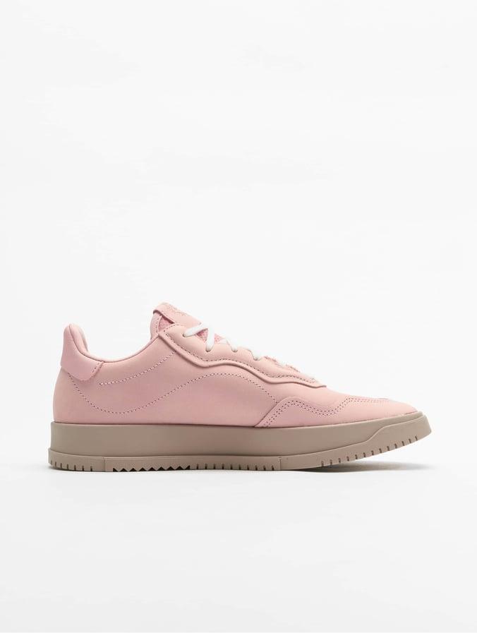 Adidas Originals SC Premiere Sneakers Vapour PinkVapour PinkLight Brown