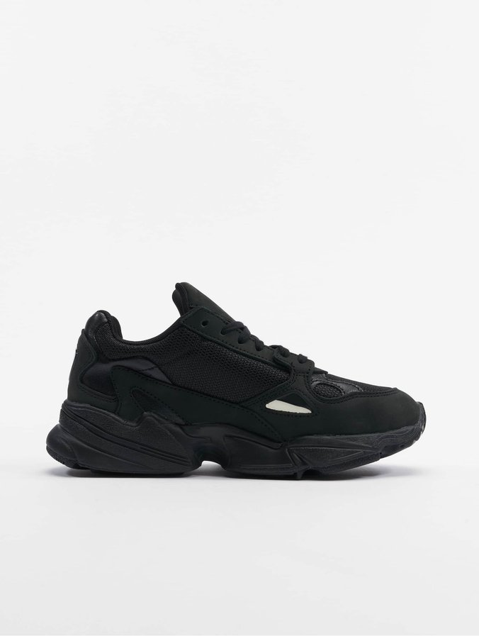 adidas Originals Falcon Sneaker für Damen Schwarz