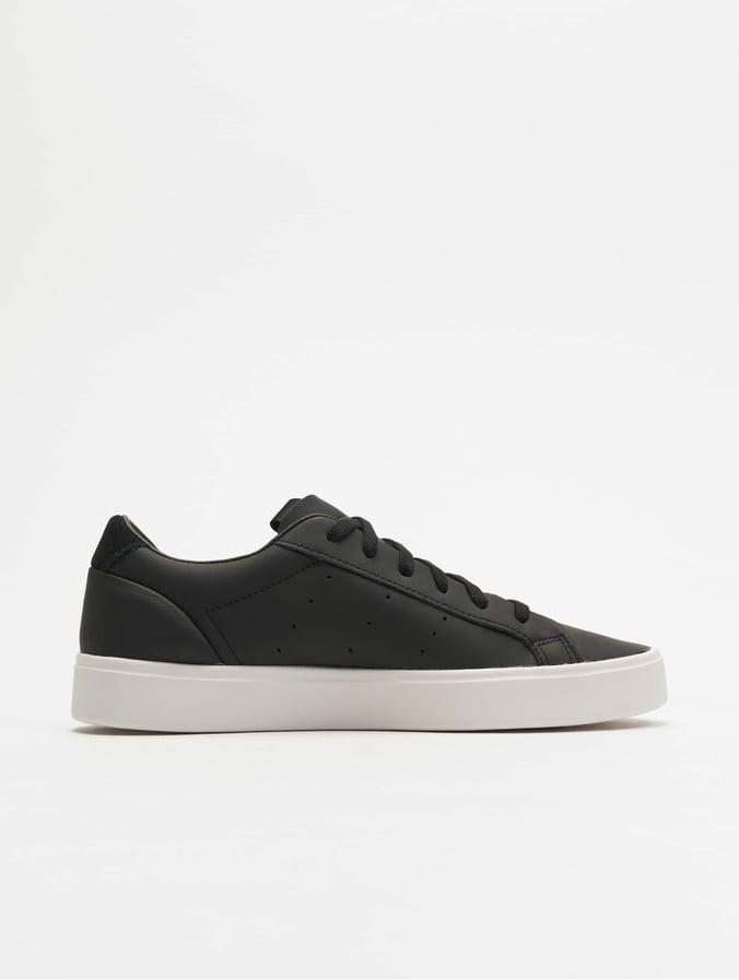 Adidas Originals Sleek Sneakers Core BlackCore BlackCrystal White