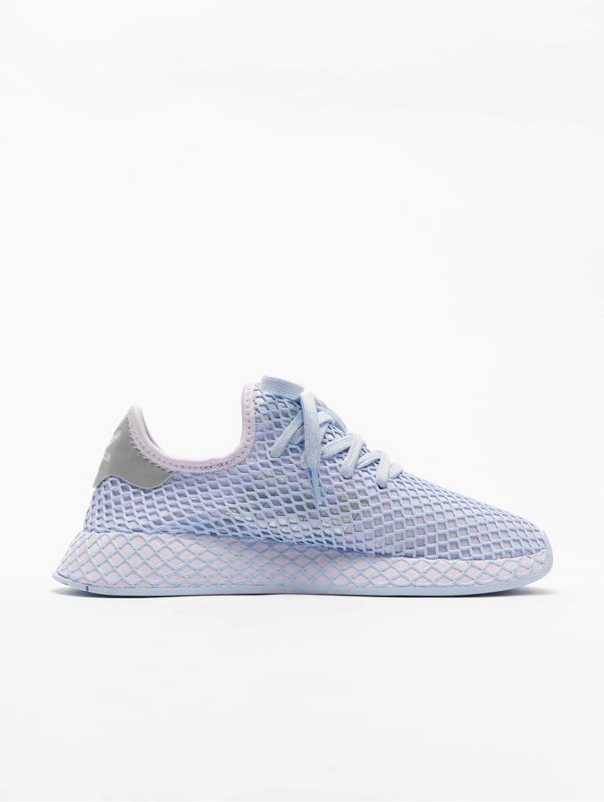 Adidas Deerupt Runner Sneakers Purple TintSilvern Met.Periwinkle