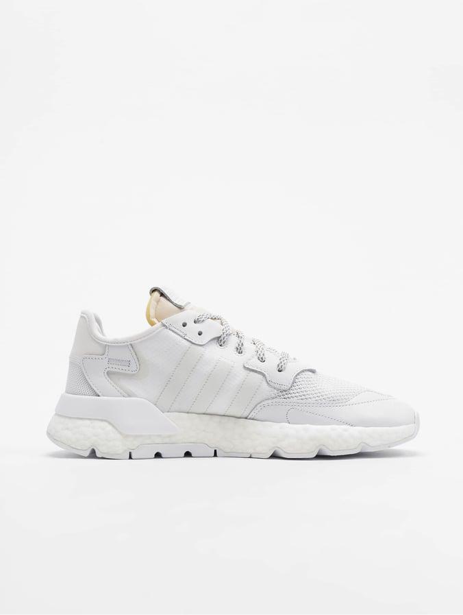 13 Adidas Weiss Jogging Ii Schuhe Sneaker Gr43 High Top