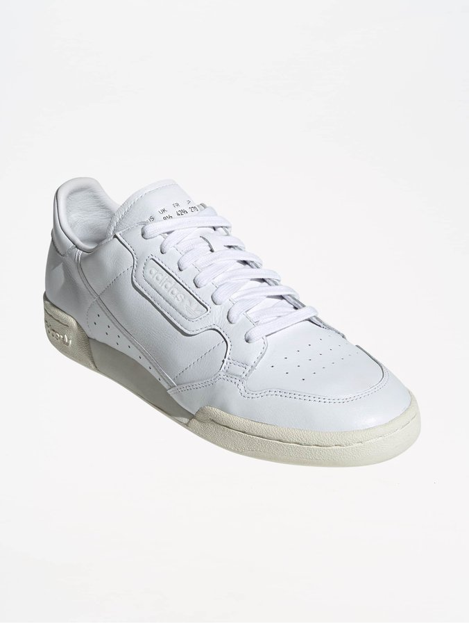Adidas Originals Continental 80 Sneakers WhiteWhiteOff White