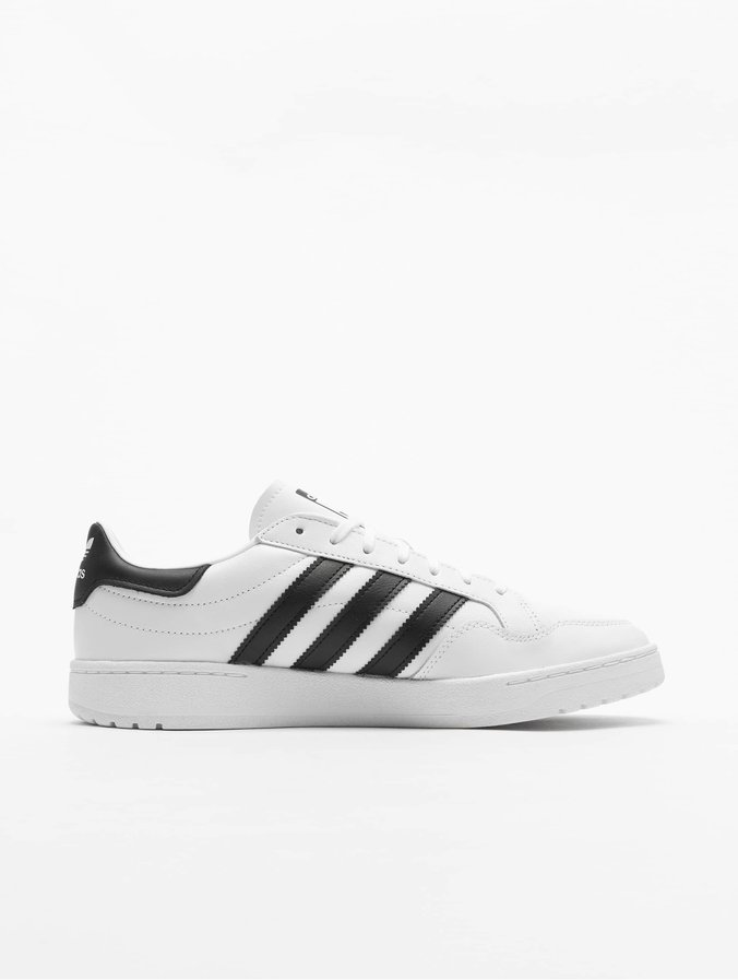 Adidas Originals Team Court Sneakers Ftwr WhiteCore BlackFtwr White