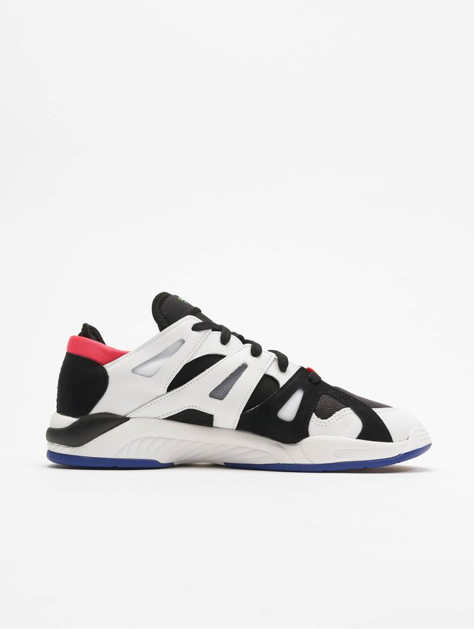 adidas Originals Dimension Low Sneakers Core BlackFootwear WhiteActive Blue