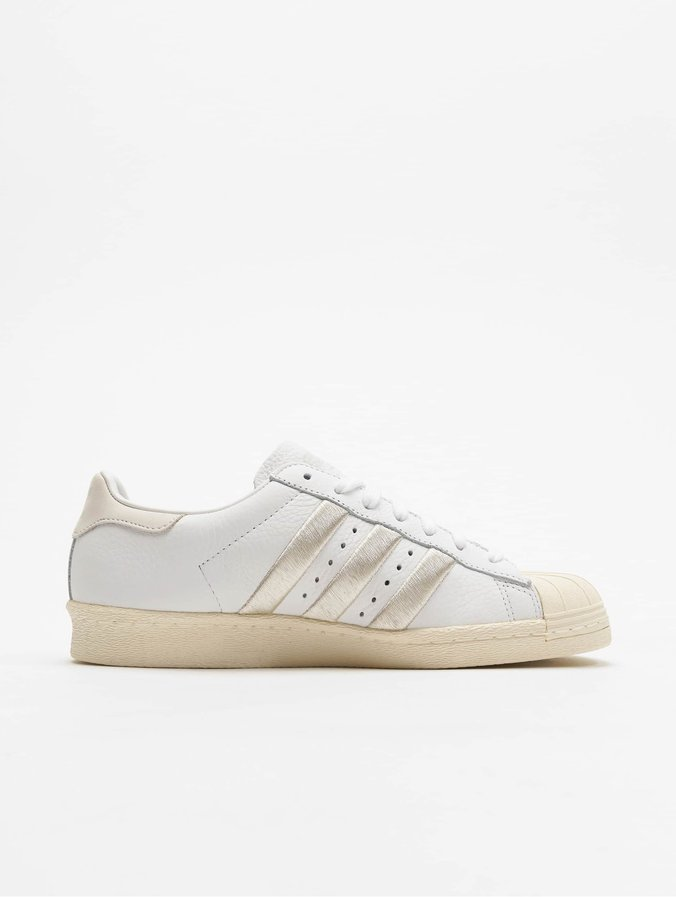 Adidas Superstar 80s Sko Dame Hvid Hvid Off Hvid :