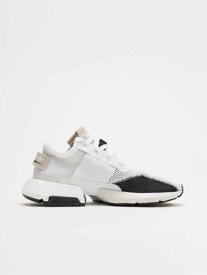 POD S3.1 Sneakers footwear whiteshock red