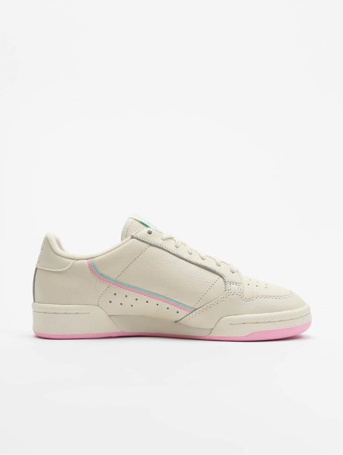 adidas skor med rosa ränder