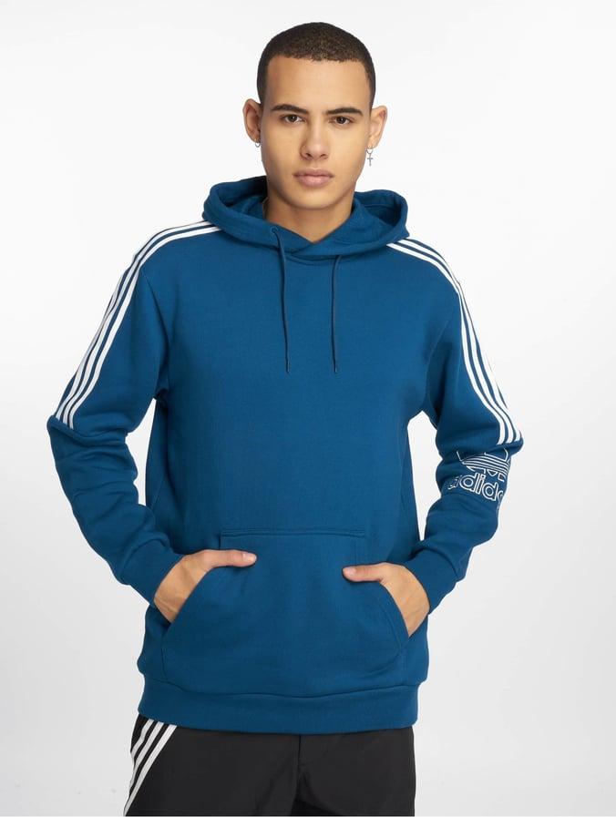 sweat adidas homme bleu