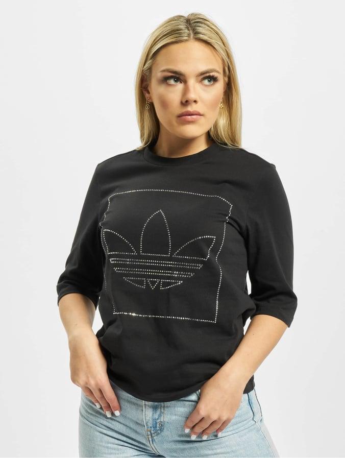 tee shirt adidas femme originals