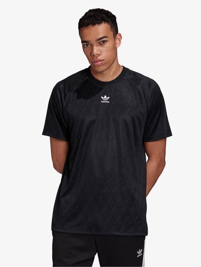 Adidas Originals Mono T Shirt BlackWhite