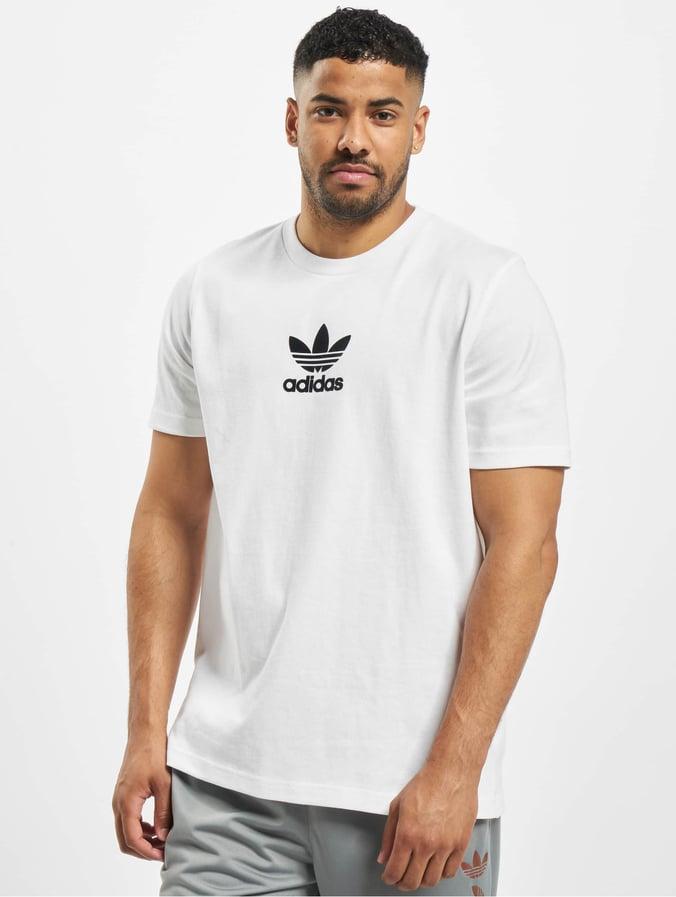 adidas Originals Herren T Shirt BG Trefoil in schwarz 731701
