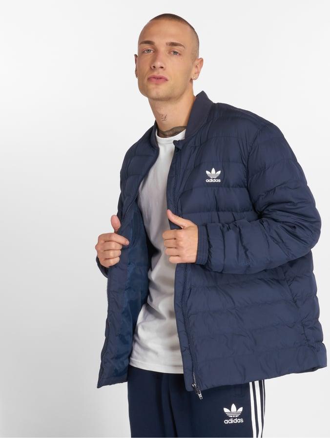 adidas Originals Winter Coach Jacke für Herren Blau