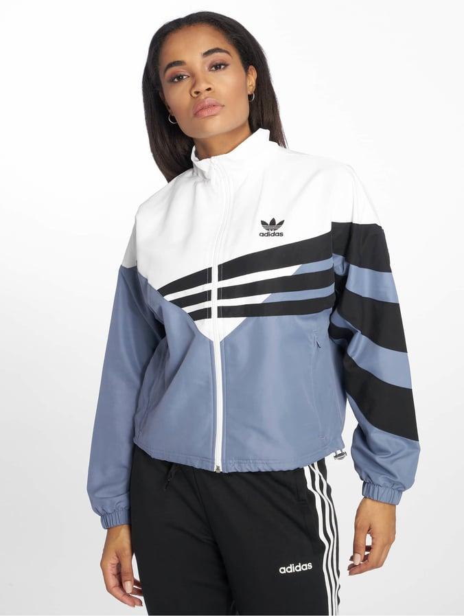 Adidas Adidas Originals Jacke im Retro Look Multicolor Damen