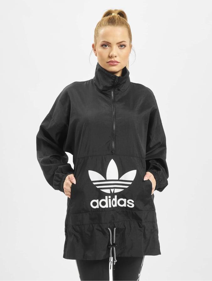 adidas Originals Takit   Logo Välikausitakit   musta 686002