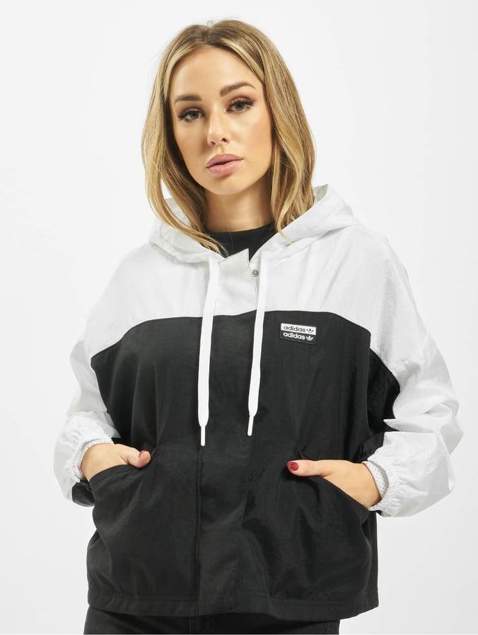 Adidas Originals Windbreaker WhiteBlack
