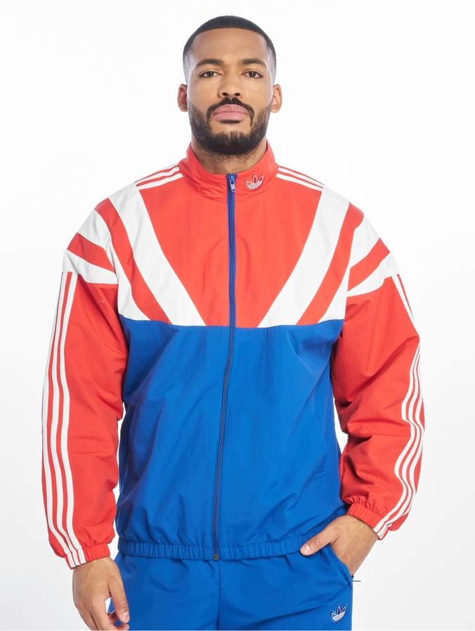 la meilleure attitude ba68d eea29 Adidas Originals Blunt 96 Track Jacket Collegiate Royal/Red