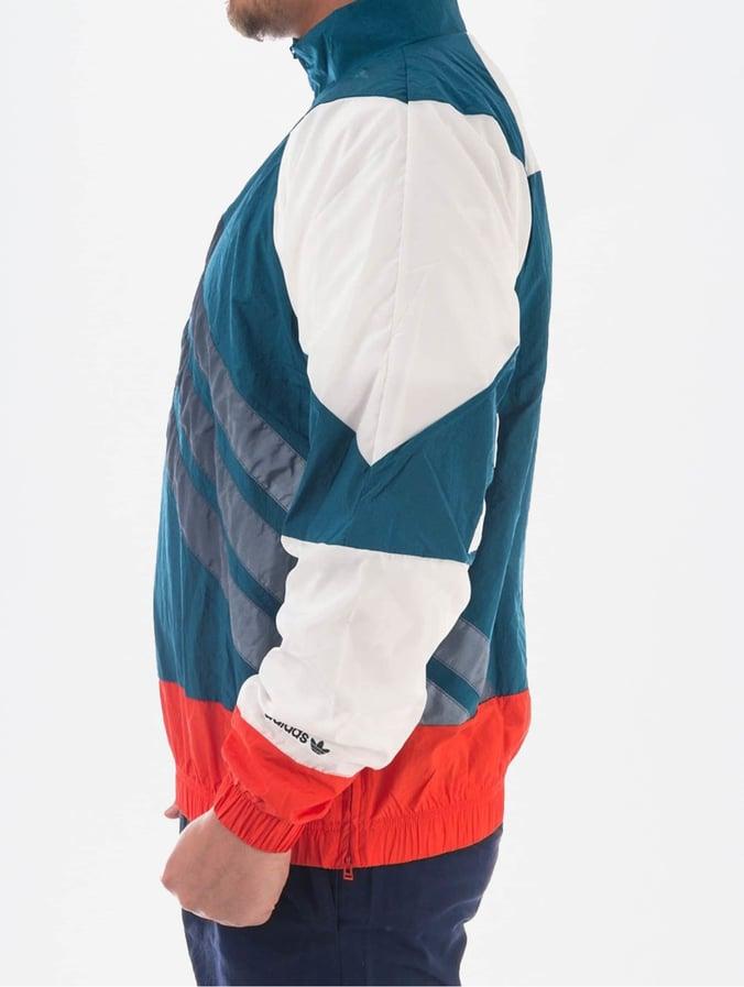 veste adidas verte homme