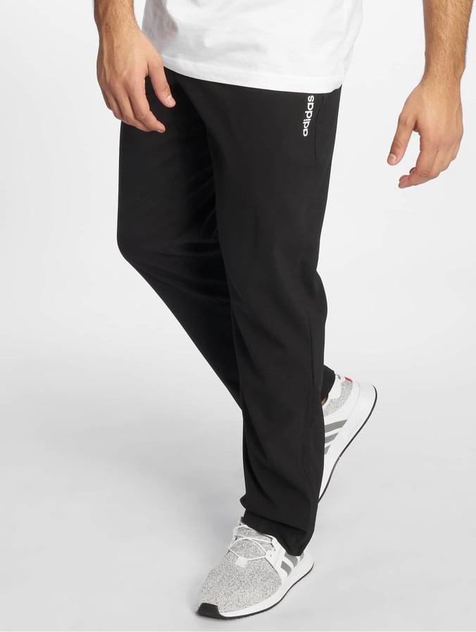 top design factory price good looking adidas Performance Regular Sweatpants Black
