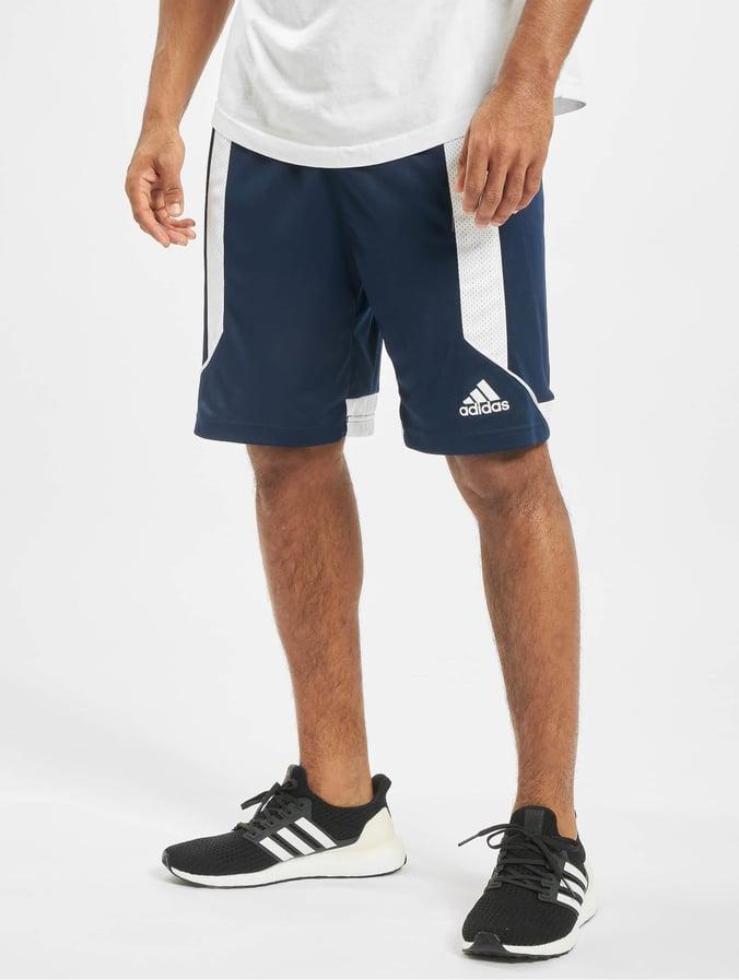 adidas Game Shorts Collegiate NavyWhite