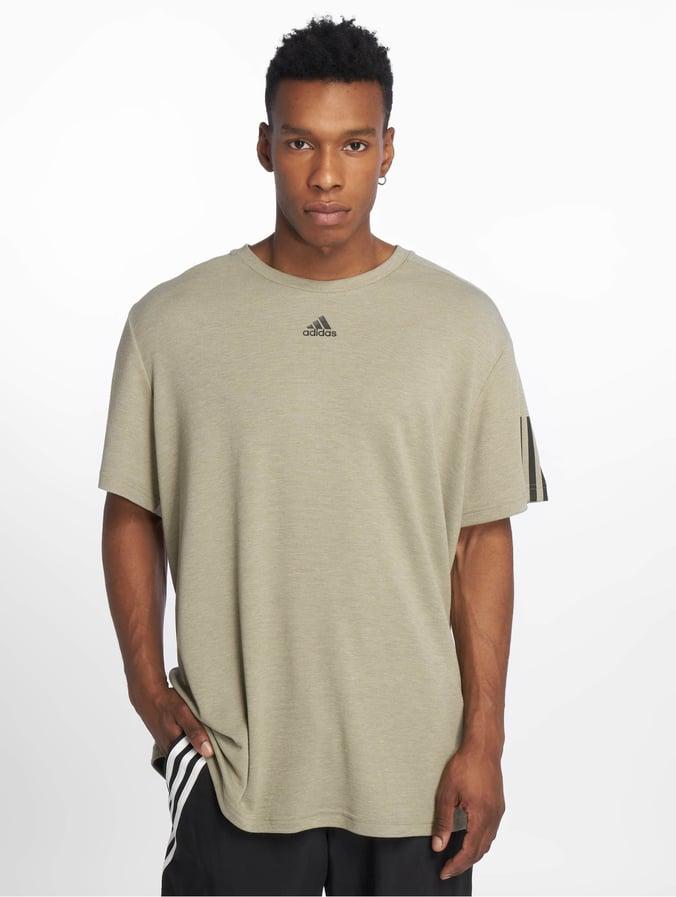 t-shirt adidas homme kaki