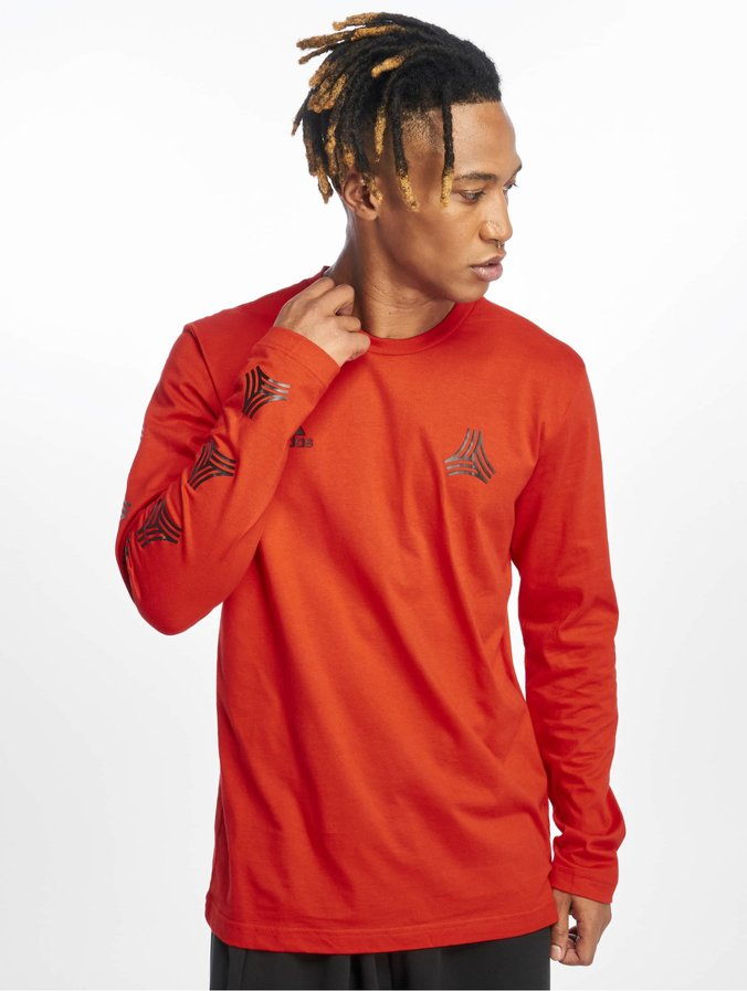 t shirt adidas hommes rouge