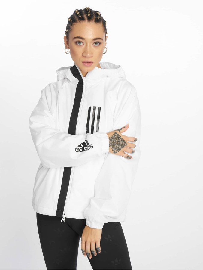 lace up in low price outlet adidas Performance Wind Jacket White