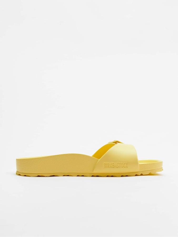 best service e9f61 70fe0 Birkenstock Madrid EVA Sandals Vibrant Yellow