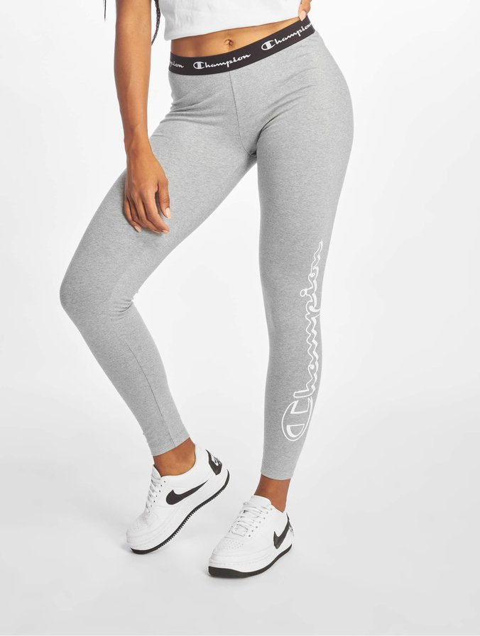 store classic fit innovative design Champion Legacy 7/8 Leggings Oxford Grey Melange