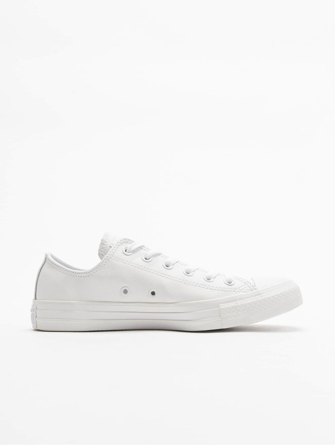 Converse Chuck Taylor All Star Leather Ox Sneakers White