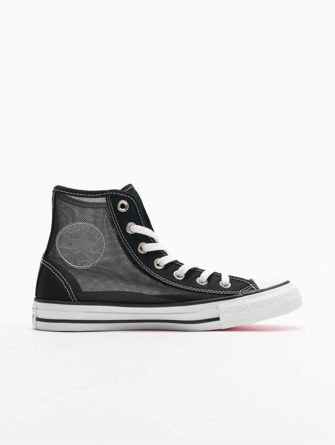 Converse Chuck Tailor All Star Hi Sneakers BlackWhiteBlack