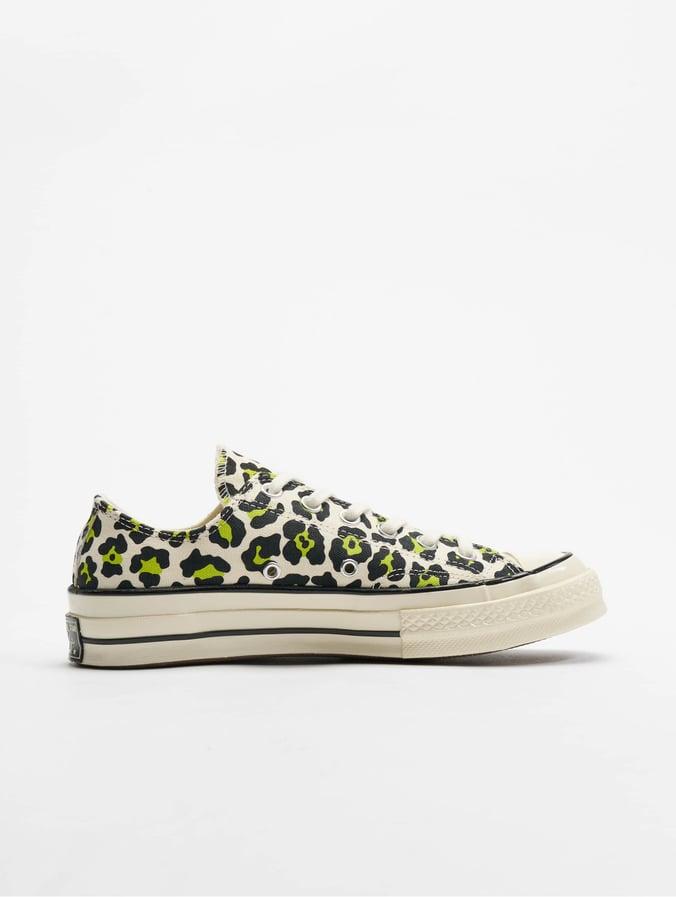 Converse Chuck 70 OX Sneakers EgretBlackBold Lime